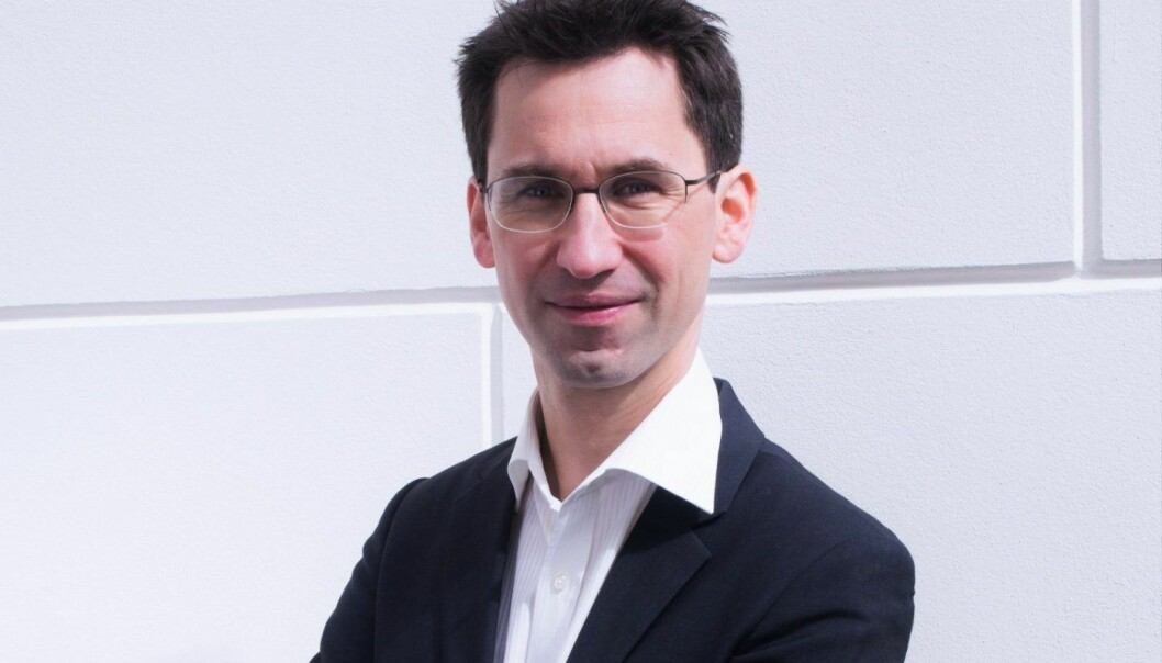 Jørn Lein-Mathisen er leder for BAN Norway. –Hvis man eier egen bolig og betaler ned på et lån, bør man kunne ha råd til å investere 50.000 til 100.000 kroner i startups, sier han. FOTO: Jørn Lein-Mathisen