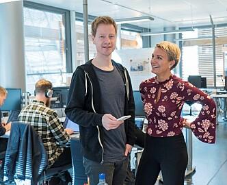 Arrangerer Norges første chatbot meetup