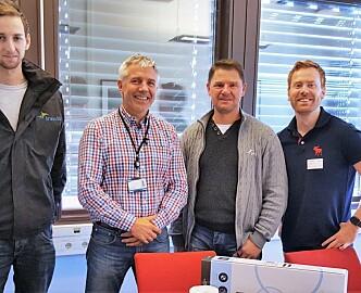 Smarthus-startup inngår samarbeid med el-installasjons-gigant