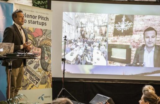 Jon Gravråk er sjefen for Telenors globale