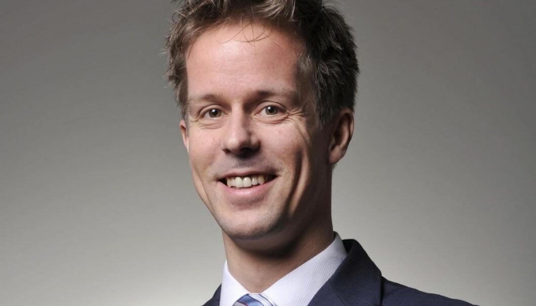 KONKURRANSEDIREKTØR: Norske Gjermund Mathisen er konkurransedirektør i ESA. Han skal nå etterforske om norsk bankbransje urettmessig har holdt nye aktører utenfor markedet. Foto:ESA