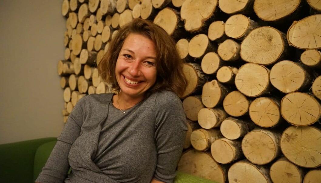 Silvija Seres. Foto: Mona Sprenger