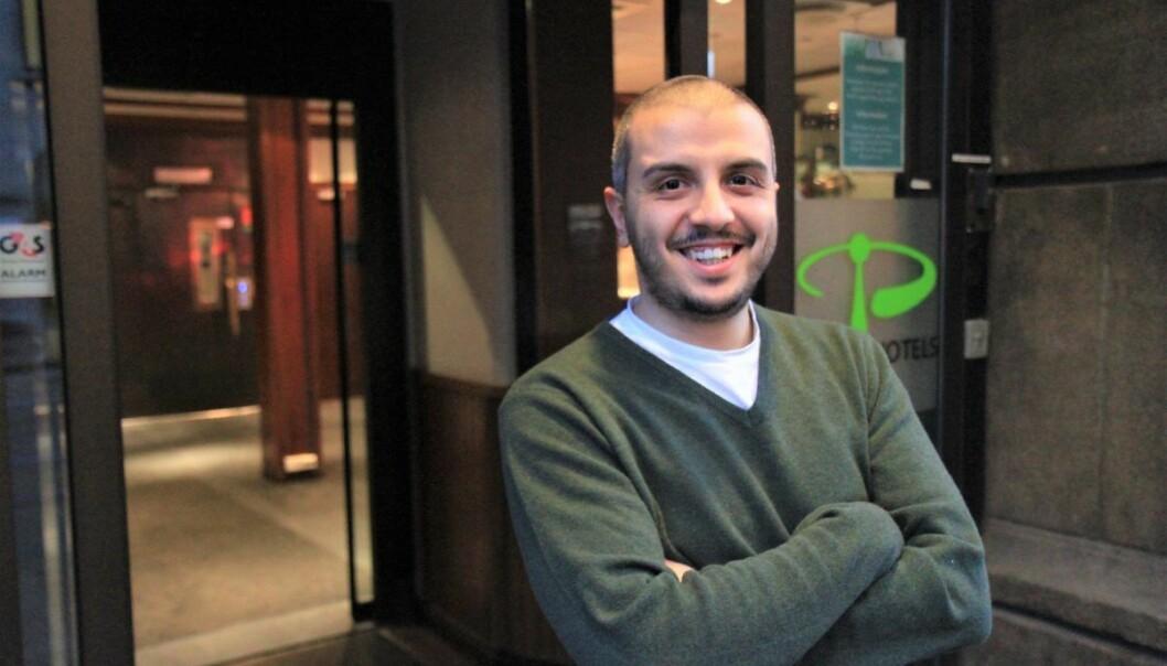 Dan Toma, leanekspert og innovasjonskonsulent for større selskaper mener innovatører ikke kan jobbe i siloer. Foto: Lucas H. Weldeghebriel