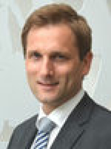Administrerende direktør Petter Hellman i Lilleborg profesjonell. Foto: Orkla