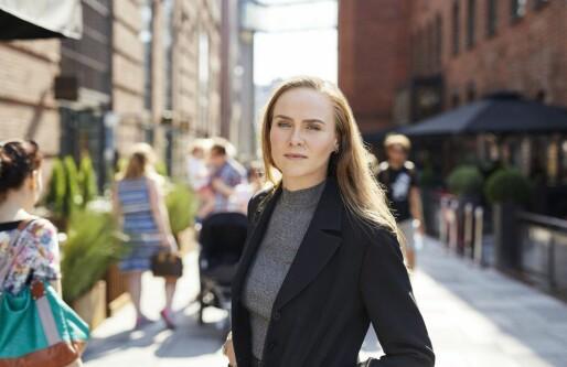 Podcast med Lauga Oskarsdottir: Har vært fotballproff, hjemløs i New York, og gründer av et bloggernettverk med 2,3 millioner lesere. En stund innbilte hun seg at alt var en «fake».