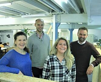 Oslo House of Innovation fylles opp av gründere og investorer.