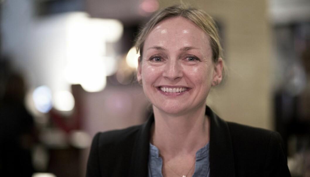 Liv Freihow i IKT-Norge.  Foto: Per-Ivar Nikolaisen