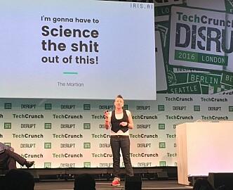 Techcrunch Disrupt: Her avslører Anita Schjøll Brede hvordan hun skal tjene penger