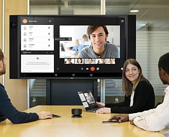 Norske video-startupen Huddly samarbeider med den japanske tech-giganten NEC. Lanserte nytt produkt sammen.