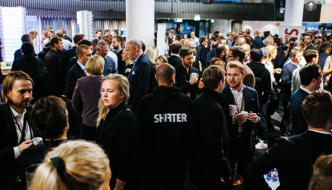 Fra Shifters tech-konferanse The Shift, november 2018. Foto: Jan Khür - www.jankhur.com