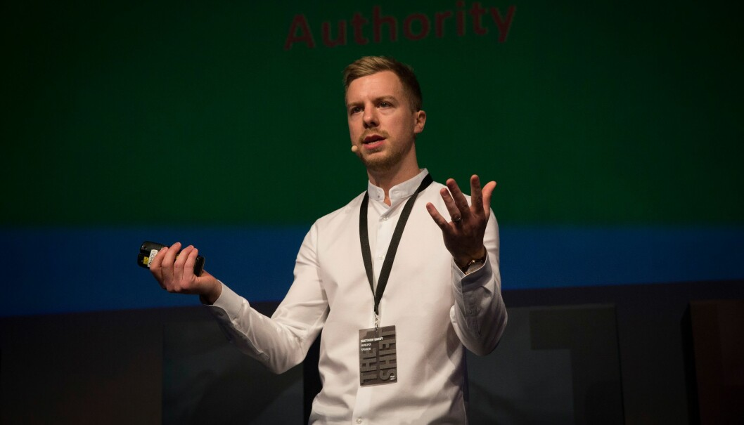 Matthew Howells-Barby, Director of Acquisition i Hubspot.