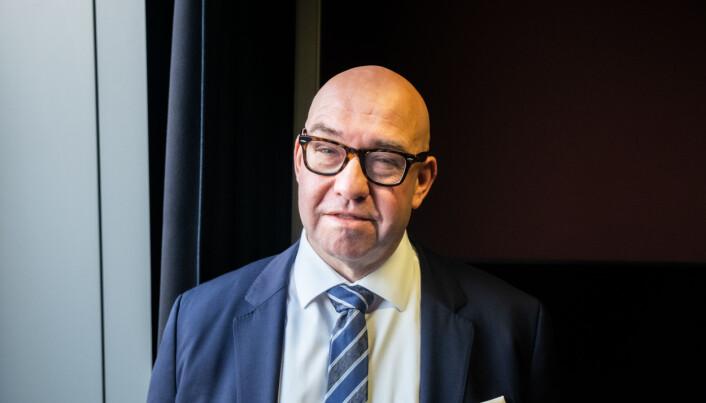 Investor Morten Klein.