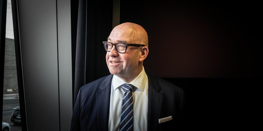 Morten Klein satset i høst ti millioner kroner på Gobis teknologi.