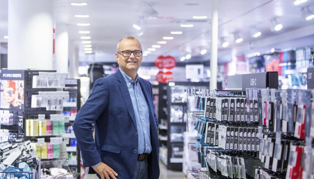 Trond Martin Nettelhorst Tveit har ansvar for forretningsutvikling, etableringsstrategi og videreutvikling av Clas Ohlsons konsepter og tjenester.