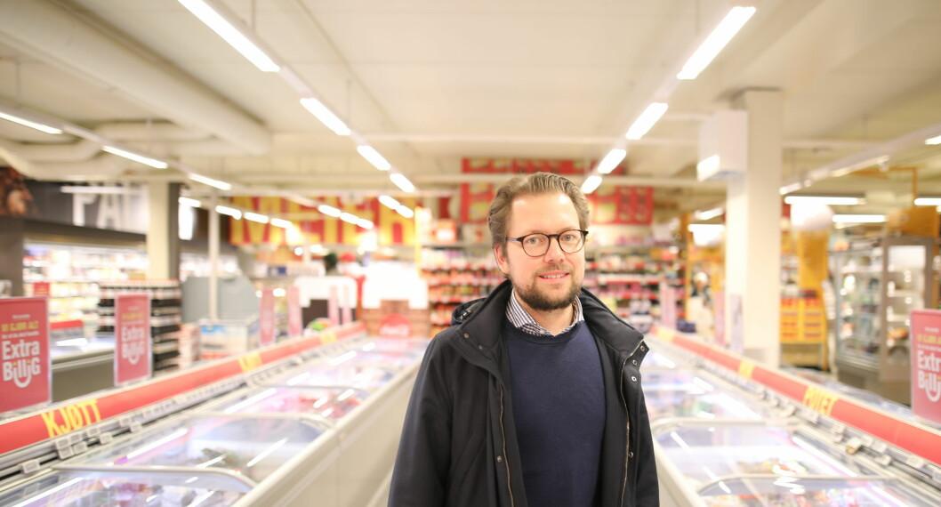 Anton Nytorp, leder Coop X