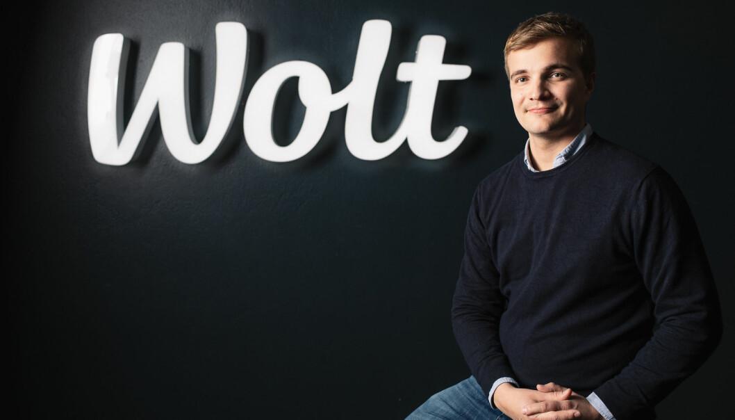 Miki Kuusi, CEO og medgründer i Wolt.