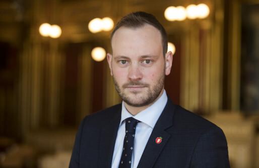 Stanser ministerens planer: Freder Investinor i to år