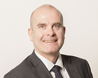 Administrerende direktør i Rackit, Petter Falch Pedersen.