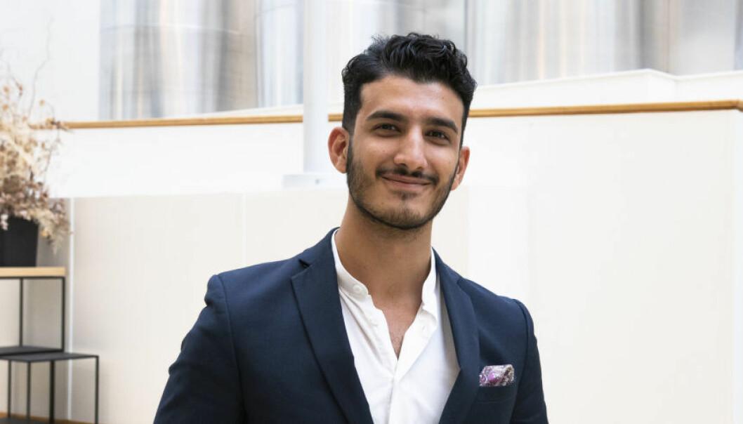 Faraz Seyedi, analytiker i Kameo.