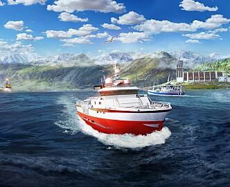Norsk fiskespill henter seks millioner fra svensk spill-kjempe