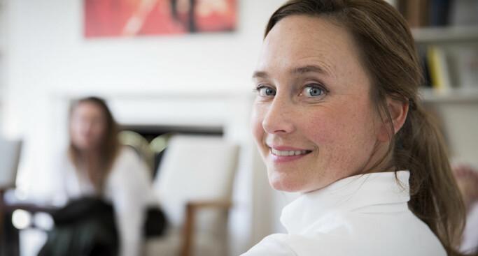 Gro Eirin Dyrnes jobbet i mange år i Nordic Innovation House i Silicon Valley.