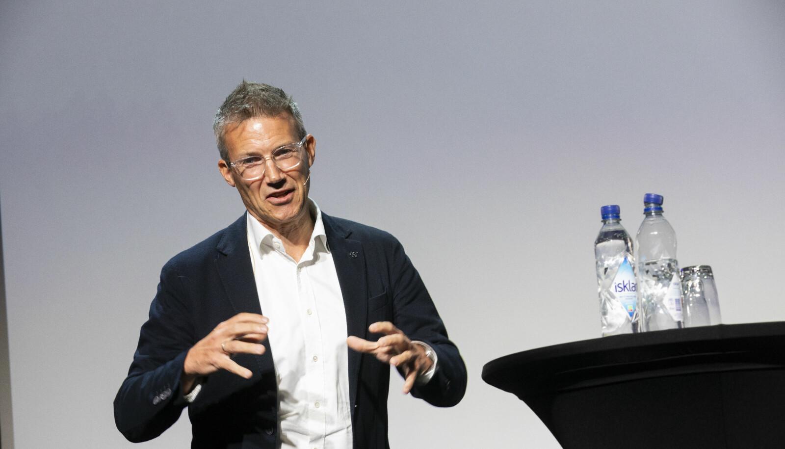 Truls Fjeldstad er markeds- og analysedirektør i Norgesgruppen.