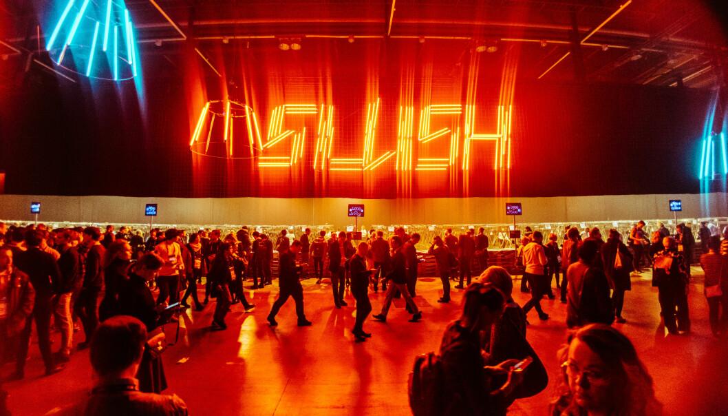 Slush-konferansen 2019 pågår denne uken i Helsinki, Finland.