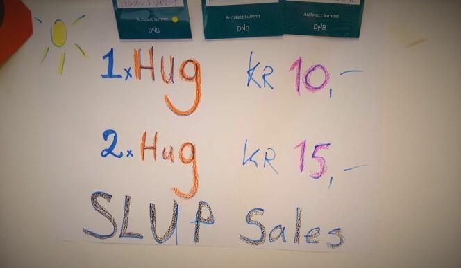 Puls-teamet solgte klemmer for å teste løsningen