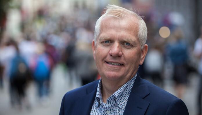 Sigmund Festøy er daglig leder i markedsrådgivningsselskapet Plot.