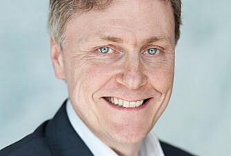 Bjørn Taale Sandberg, Telenors forskningssjef.