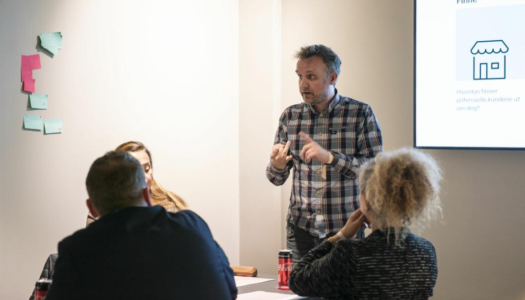 Ove Dalen er teamleder i Netlife Effekt.