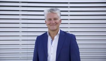 Morten Kvam, kommunikasjonsdirektør i Hudya Group.