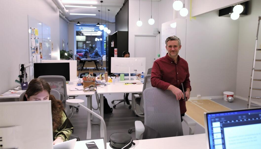 David Baum er tidlgere gründer av Monner og Finstart Nordic. Nå skal han investere på heltid.