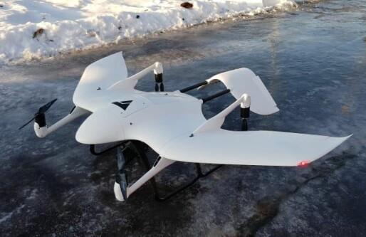 Hafslund Nett skal senke nettleien med drone-startup