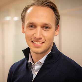 Mikkel Lassen Ellingsen, advokat i Bryn Aarflot.