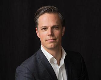 Even Westerveld, informasjonsdirektør DNB.