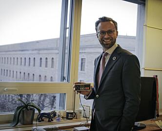 Ett år med digitaliseringsminister:«Særlig små og mellomstore bedrifter er kanskje ikke helt klar over hva som er i ferd med å treffe dem»
