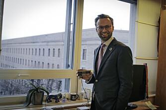 Stort intervju: Slik var debutåret som Norges første digitaliseringsminister