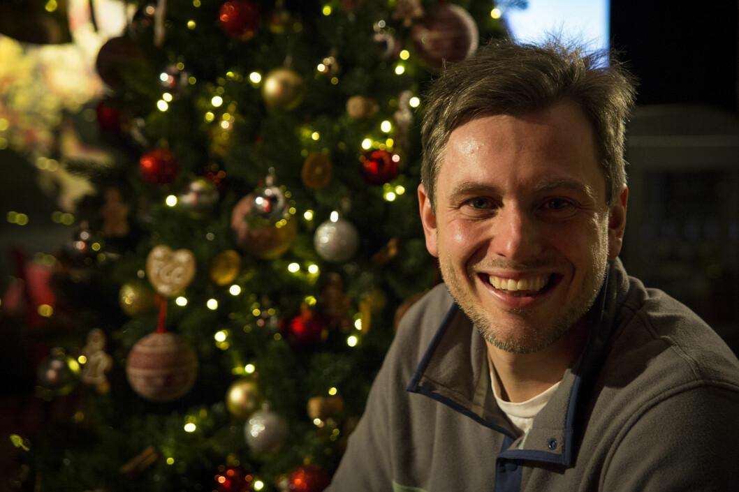Spiff-gründer Carl-Nicolai Wessmann varsler juleand til alle etter at selskapet landet ny emisjon.