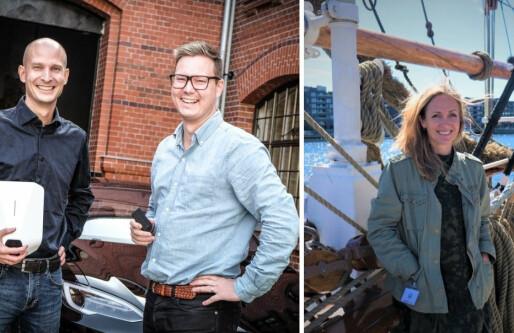 Disse hentet årets millioner fra Innovasjon Norge
