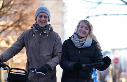 Full pott til Urban Sharing: Får 10 millioner til å gjøre sykkelkjøring enda smartere