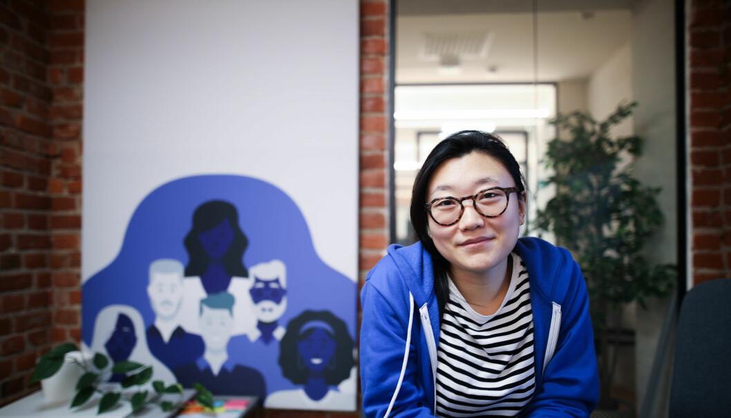 Kea Zhang, Head of Product og UX i Teston.