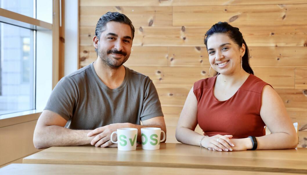 Schibsted-selskapet Svosj har ansatt Cihan Sen som produktsjef og Fatima Yusuf som markedssjef.