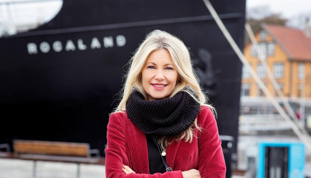 Siri Kalvig leder Nysnø Klimainvesteringer.