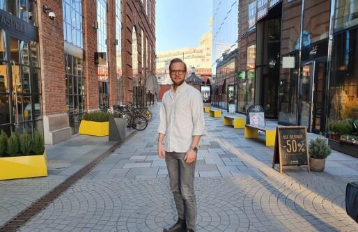 Selskapet hans ble kjøpt opp og lagt ned av Gjensidige: Nå vender gründeren tilbake til en annen brennhet startup