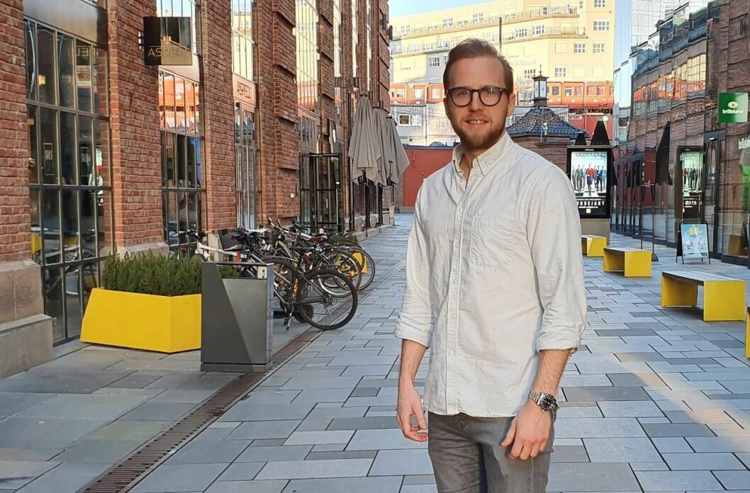 Etter 2,5 år hos Gjensidige, vender Bolink-gründer Krister Koen tilbake til startup-livet.