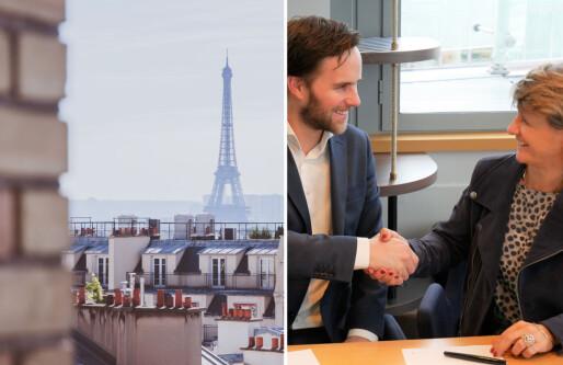 Spacemaker planter flagget i det franske markedet