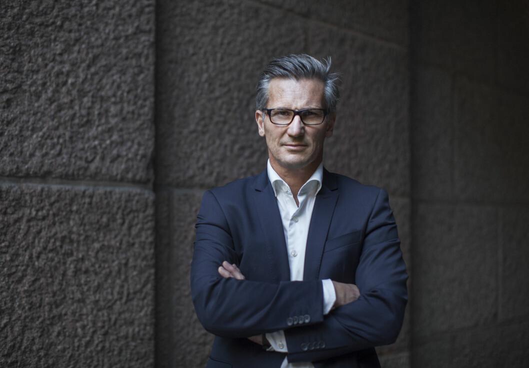 Direktør i Datatilsynet, Bjørn Erik Thon, skal bygge sandkassa der norske selskaper skal teste nye personvernløsninger.