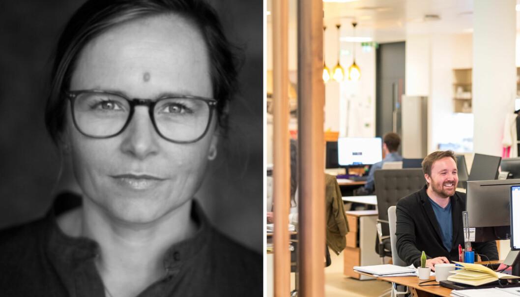 Anette Mellbye er ukens gjest i Shifters podcast. Hun snakker blant annet om hva som kjennetegner selskaper som jobber i riktig retning.