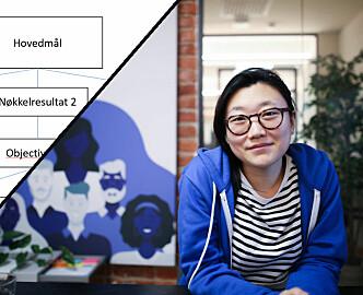 Slik kan de fleste lykkes med OKR. Dette er Kea Zhangs oppskrift.